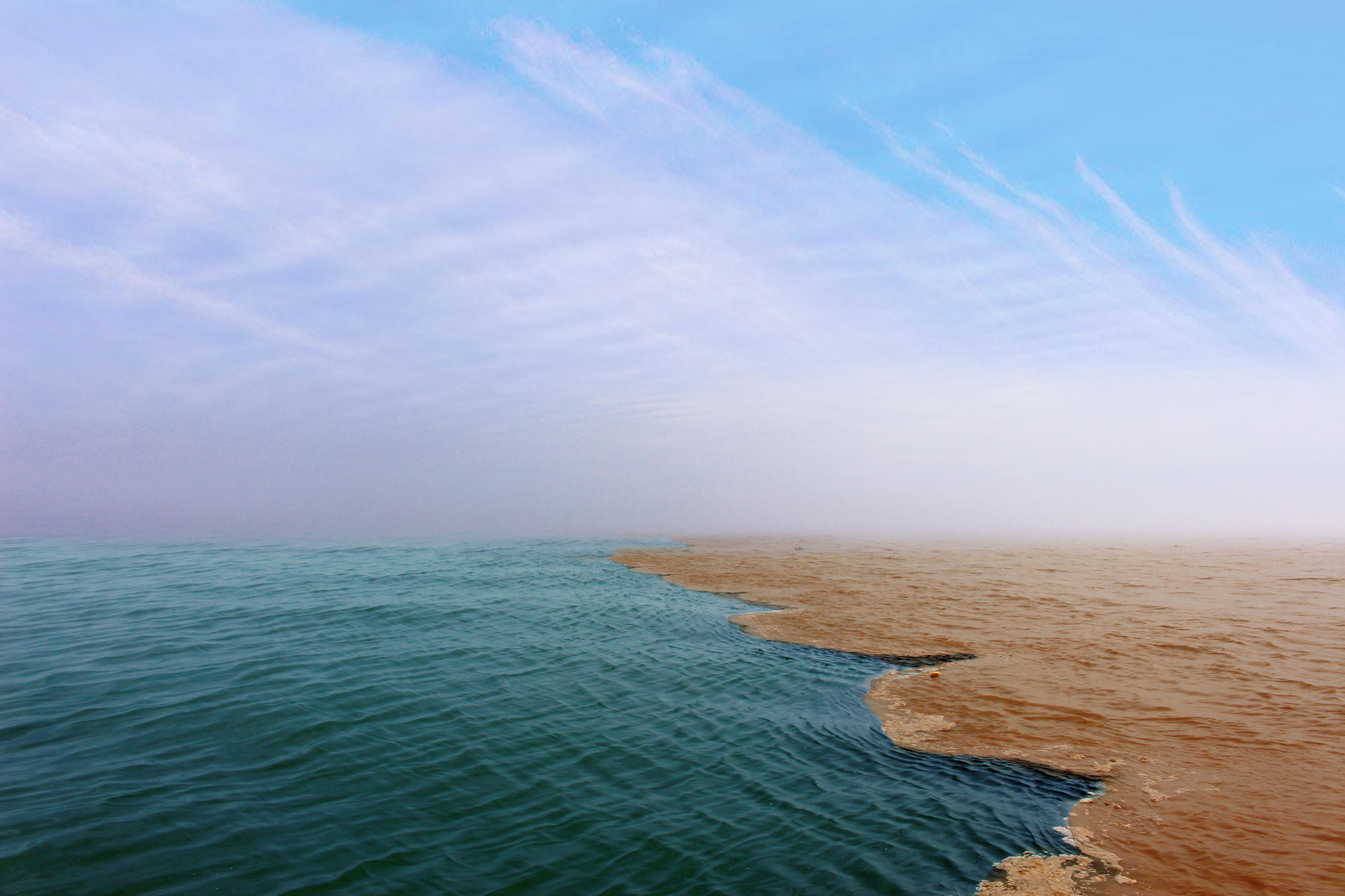 靜思黃河口