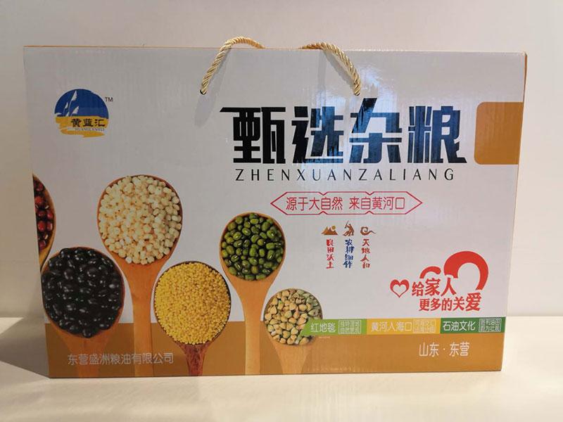 黄河口杂粮礼盒