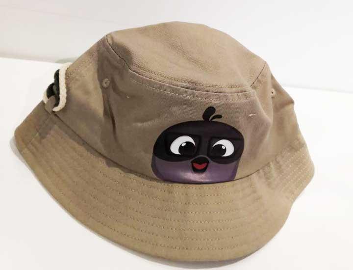 黄河口纪念渔夫帽